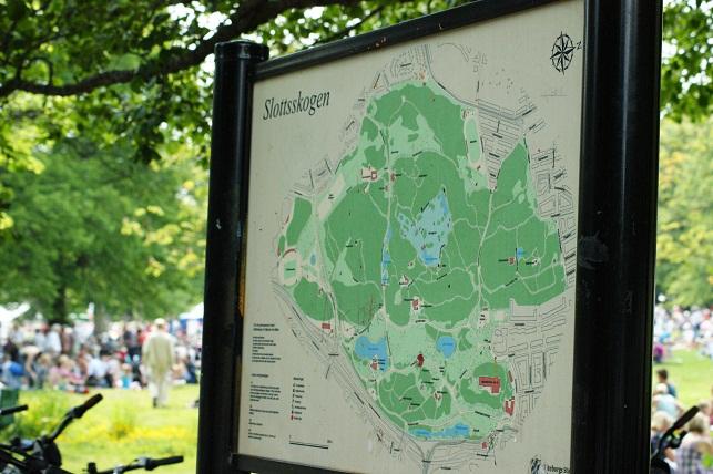 karta över slottsskogen göteborg Fira Nationaldagen i Slottsskogen | A mum on the move karta över slottsskogen göteborg